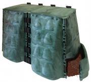 Compostiera Horto Duo - Sartori Ambiente - Per la Casa, Rifiuti, Raccolta Differenziata, Orto e Giardino, Tempo Libero, Eco Ristorazione, Gestione Rifiuti e Verde, Raccolta Differenziata Professionale, Per gli Alberghi, Per l'Azienda, Per la Scuola